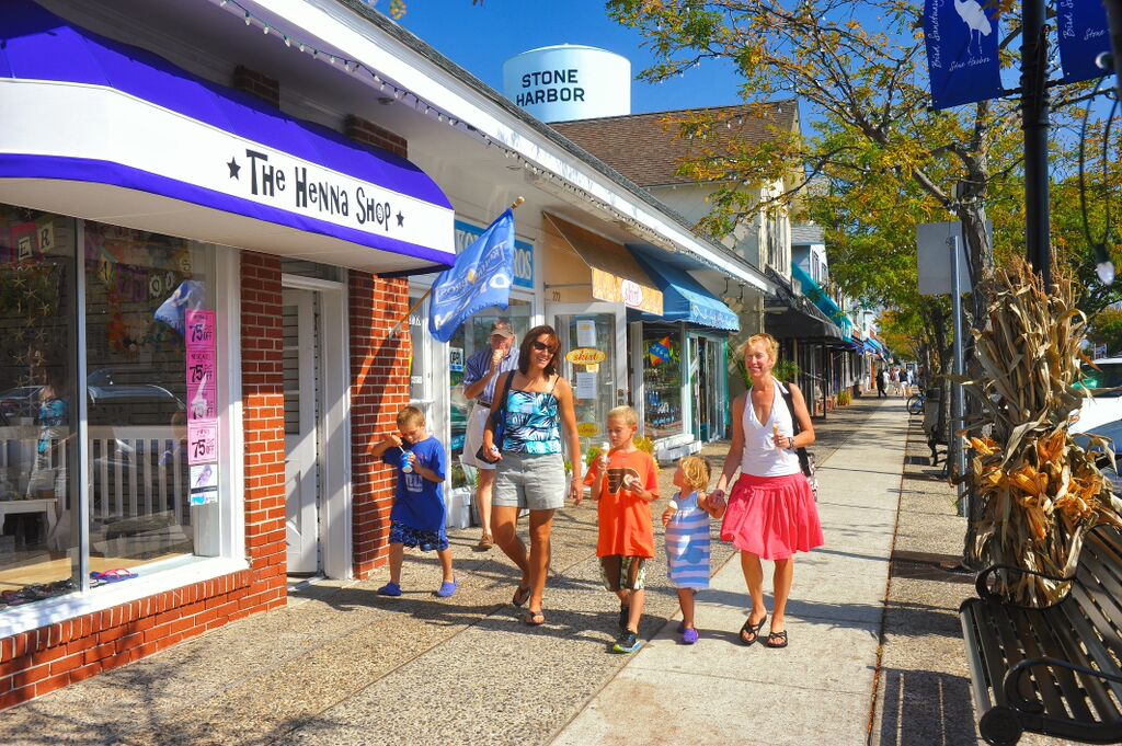 Stone Harbor Shopping