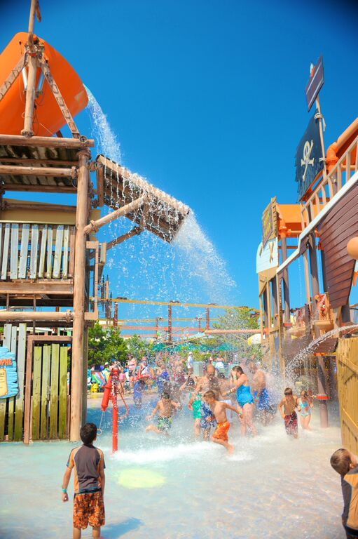 Wildwood Splash Zone
