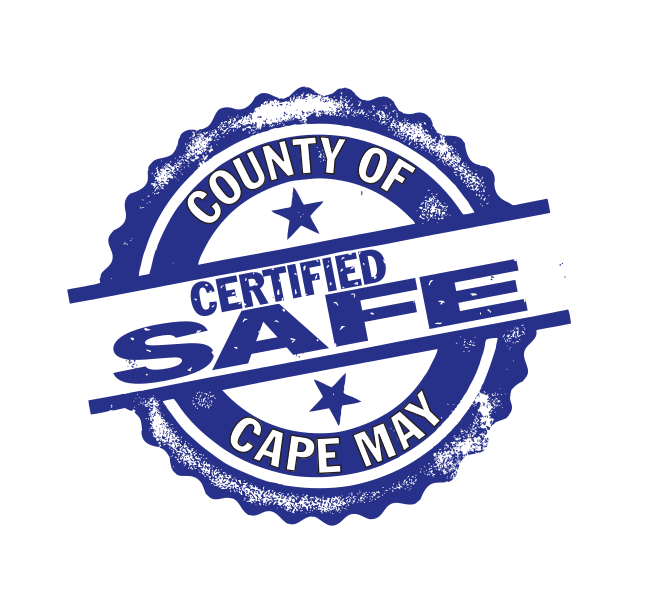 certified safe logo