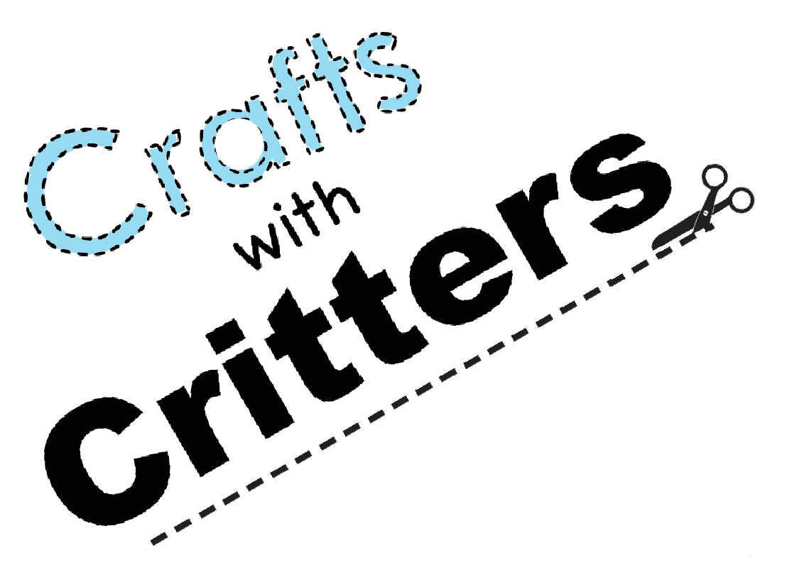 Crafts with Critters logo