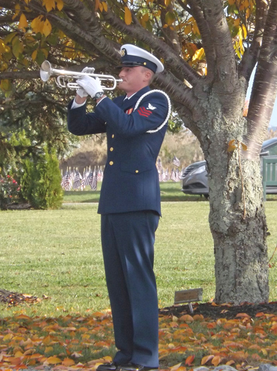 2014 Cape May County Veterans' Day Ceremony