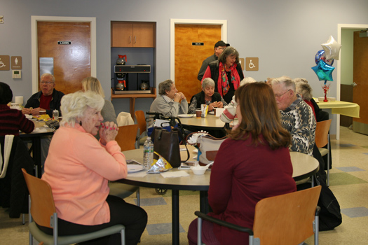 Upper Township Senior Center Re-Opening