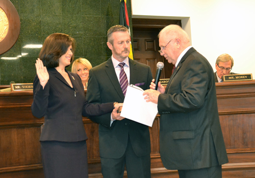 2015 Freeholders' Reorganization Meeting